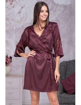 Короткий женский халат Mia-Mia Mirabella Fashion 2213