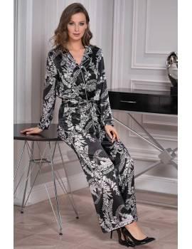 Домашний комплект жакет с брюками Mia-Amore Miriam 3486