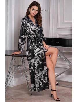 Довгий халат Mia-Amore Mia-Amore Miriam 3489