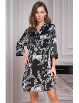 Короткий жіночий халат Mia-Amore Miriam 3483