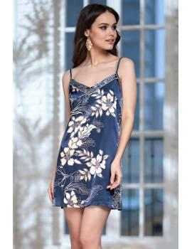 Ночная рубашка Mia-Amore Blue-Marine 8440