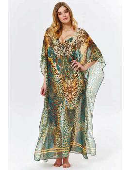 Довге плаття балахон Argento 9083-1203