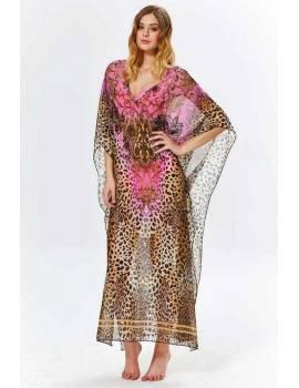Пляжное платье свободного кроя Argento 9083-1252