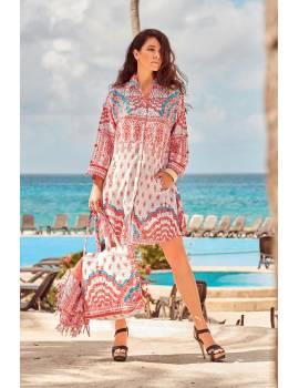 Модний пляжний одяг 2019 року - пляжні туніки a23031dae8685