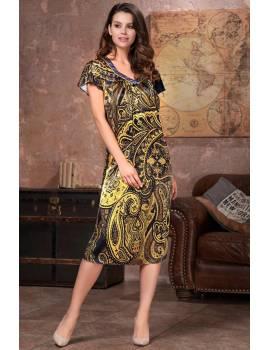 Довга сорочка Mia-Amore Armani Gold 3498