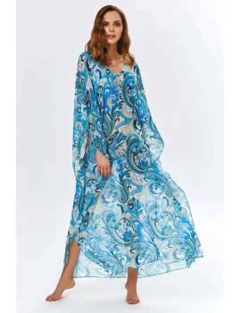 Пляжное платье свободного кроя Argento 90831156