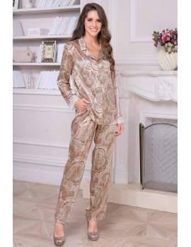 Домашний комплект с брюками Mia-Amore Clementina 3456