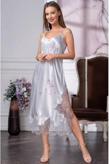 Довга нічна сорочка Mia-Amore Kelly 3578
