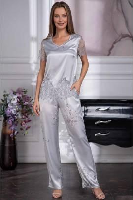Комплект блузка с брюками Mia-Amore Kelly 3576