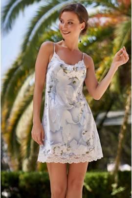 Коротка сорочка прилеглого силуету Mia-Amore Novella 3601