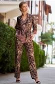 Тройка жакет топ с брюками Mia-Amore Cleopatra 3565