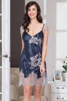 Шелковая ночная рубашка Mia-Amore Alexandria 3571