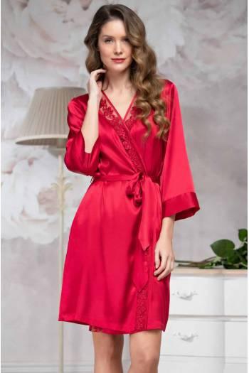 Короткий халат Mia-Amore Marisia 8583