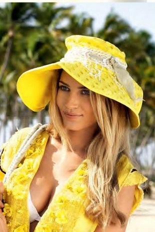 Жіночий капелюх Iconique KK 610