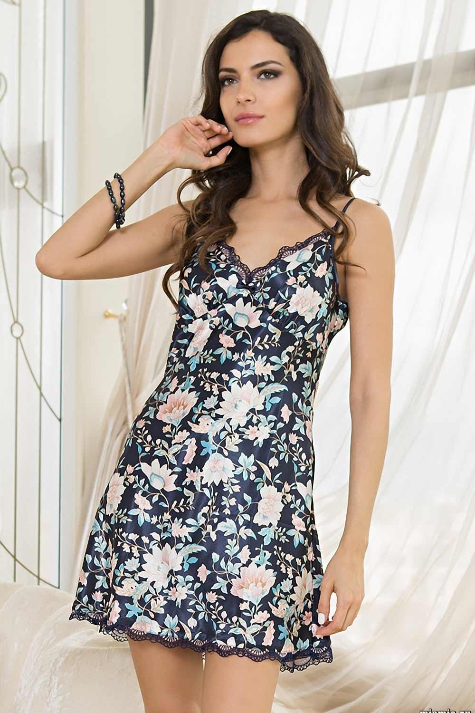 Шелковая сорочка Emilia 5960