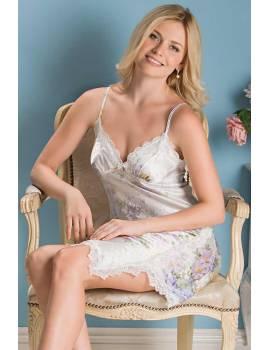 Сорочка шовкова Lillianna 5990