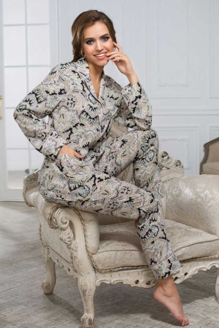 Пижама Mia-Mia Faberge 17266