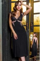Длинная сорочка Elegance de lux 12038