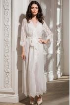 Длинный халат Jasmin 9809