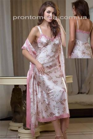 Довга сорочка Luisa 17338