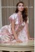 Длинный халат Luisa 17339