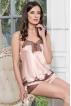 Короткая рубашка Luisa 17330