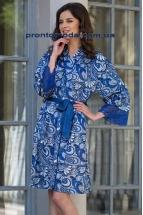 Жіночий халат Violetta 9903