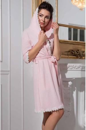 Женский халат Vivien 6367