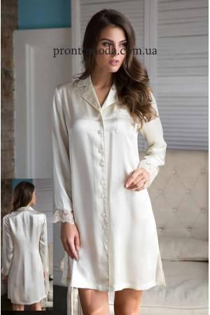 Рубашка шелк Kristy 15114