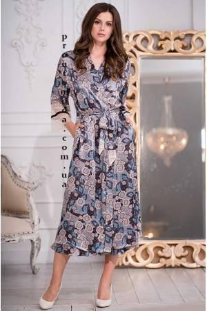 Длинный халат Mia-mia Linda 3289