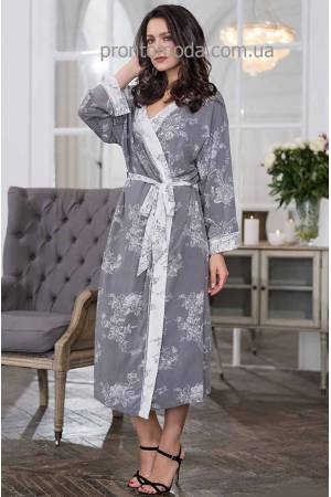 Длинный халат Mia-Mella Collett 6559