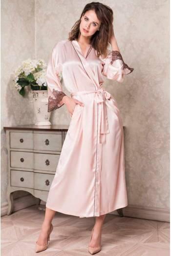 Довгий халат Mia-Mia Marilin 3109