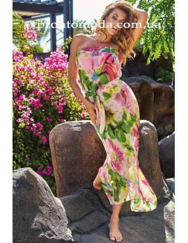 Платье пляжная Amarea 18068