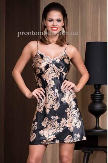 Короткая сорочка Mia-Amore Golden Flower 3300