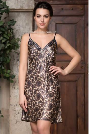 Сорочка шелковая Persia 3400