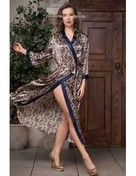 Длинный женский халатMia-Amore Persia 3409
