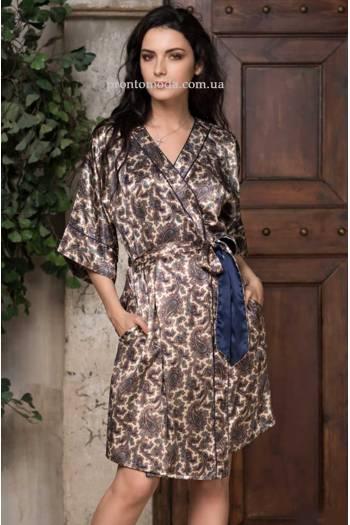 Женский халат Mia-Amore Persia 3403