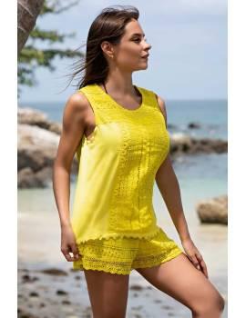 Пляжный костюм с шортамиe Jamaica 6642