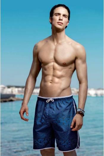 Пляжные шорты длинные для мужчин Sweet Years B1 83631