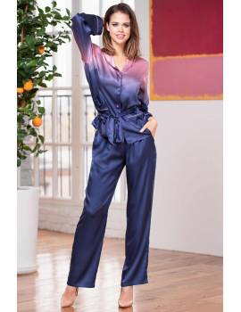 Комплект шовковий Mia-Amore Selena 3396