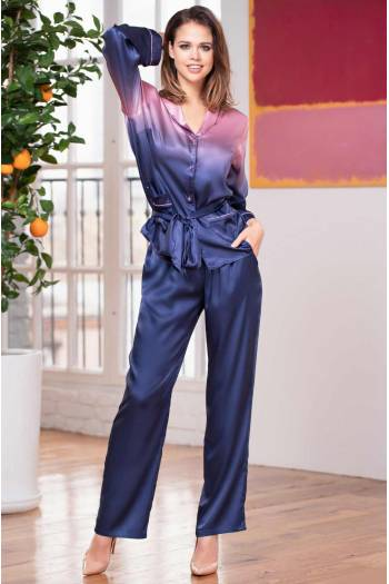 Комплект шелковый Mia-Amore Selena 3396