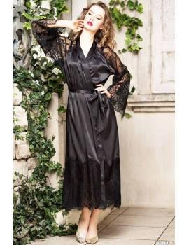 Довгий халат Mia-Amore Mia-Amore Afrodita 2169