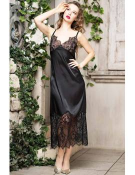 Длинная ночная сорочкат Mia-Amore Afrodita 2169