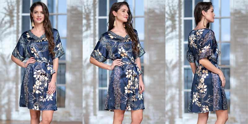 Домашние платья и туники Миа Миа