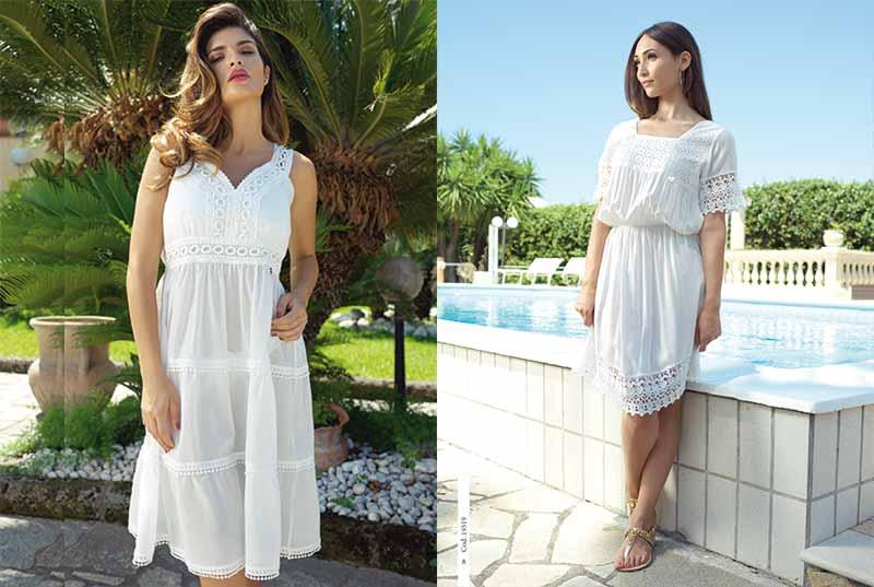 Модные платья лето 2019