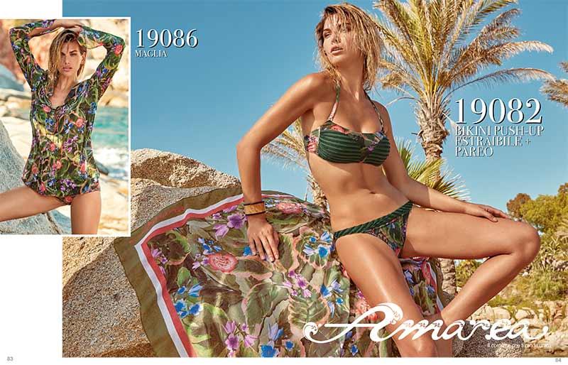 AMAREA лето 2019 - новинки купальников и пляжной одежды