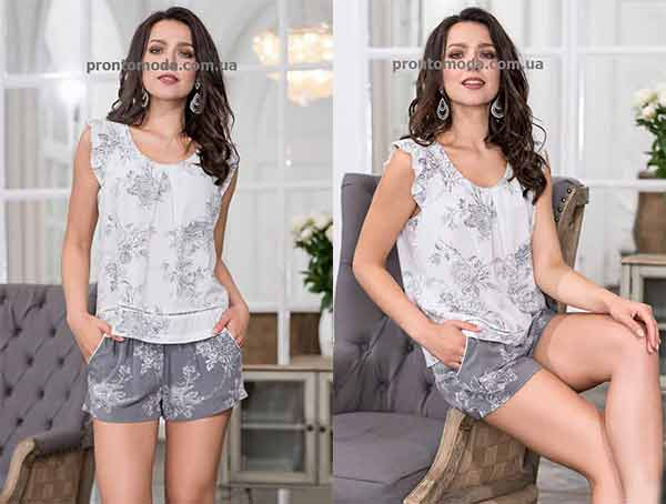Комплект с шортами Mia-Mella Collett 6552: