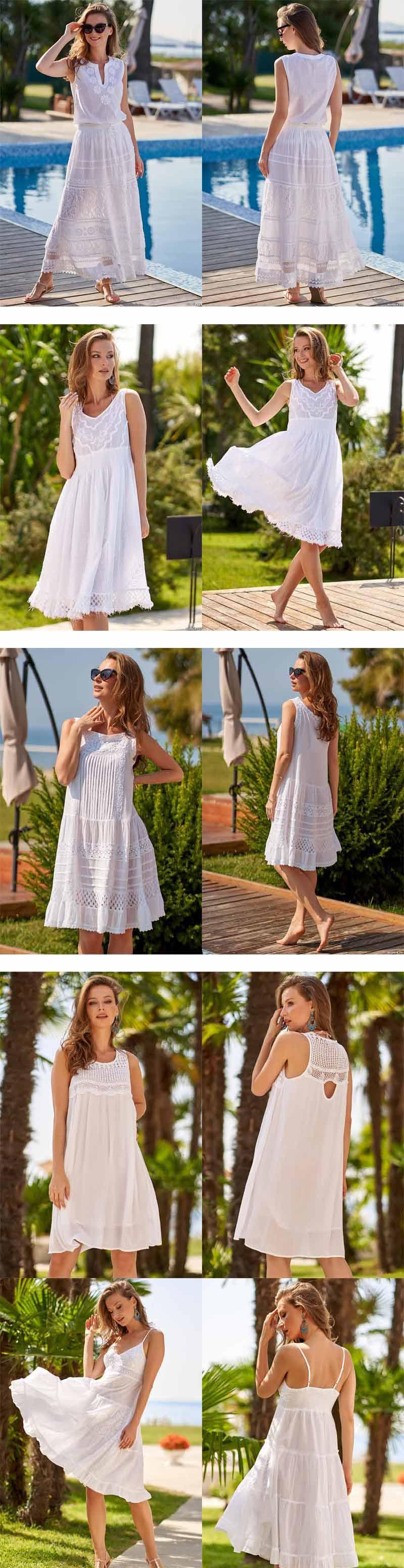 Мода 2020 в белом цвете