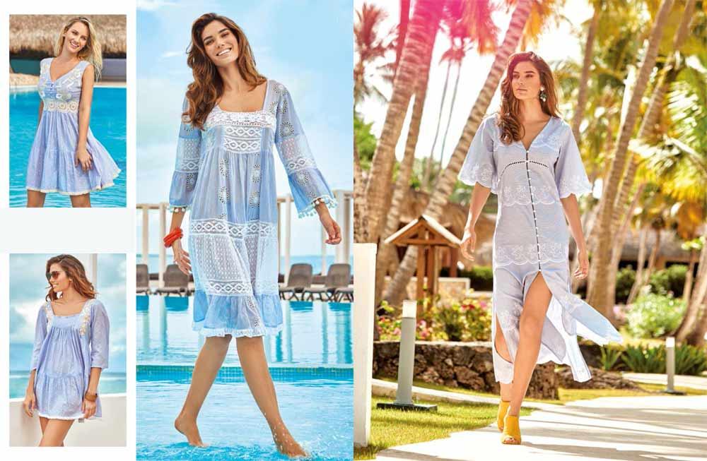 Модные пляжные аксессуары лето 2020
