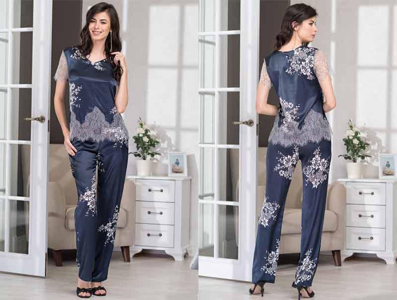 Комплект домашний с брюками Mia-Amore Alexandria